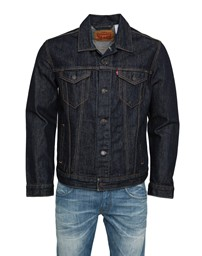 LEVIS The Trucker Jacket Rinse