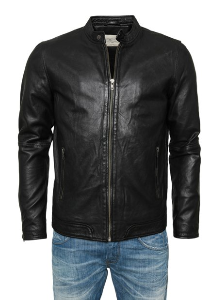 SELECTED SHNNewkyle Leather Jacket Noos