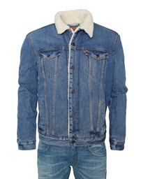 LEVIS Type 3 Sherpa Trucker Jacket Needle Park