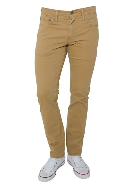 LEVI'S® 511™ Slim Fit Harvest Gold Jeans