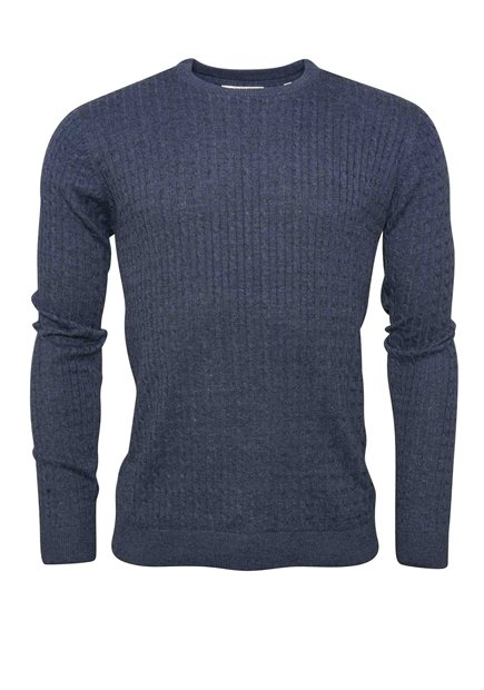 SOLID Ascot Knit