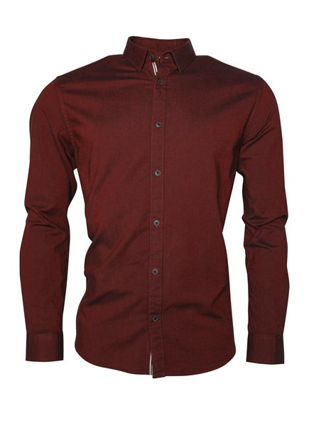 SOLID Juan LS BS Oxford Shirt