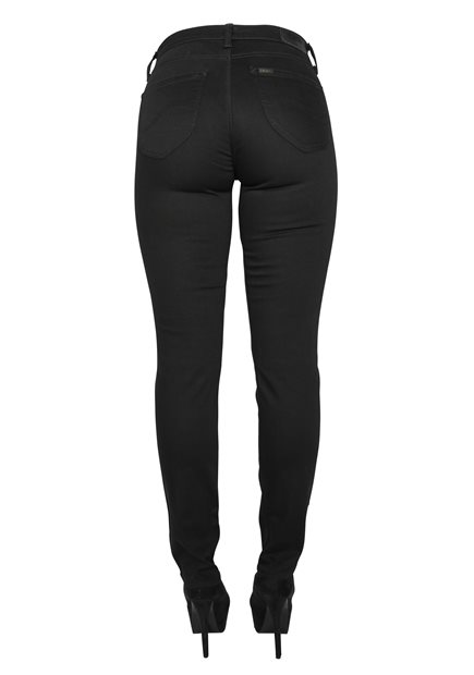 LEE Elly Black Rinse Jeans