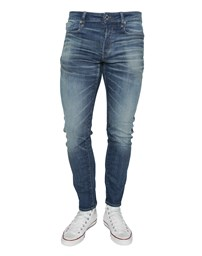 G-STAR 3301 Slim Joane Stretch Worker Blue Faded Jeans