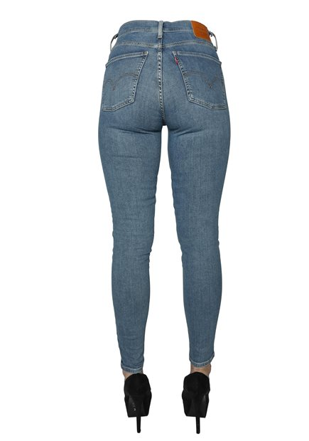 LEVIS Mile High Super Skinny Better Safe Than Sorry Jeans