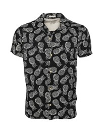 SELECTED SLHRegMildas Shirt SS AOP W