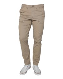 SELECTED SLHSlim-Miles Flex Chino Pants Greige