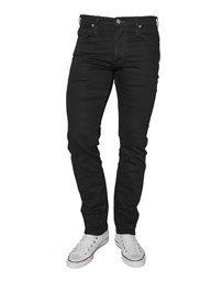 LEE Daren Zip Fly Clean Black Jeans