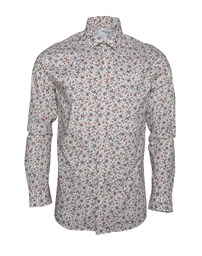 SELECTED SLHRegpen-Willow Shirt LS AOP